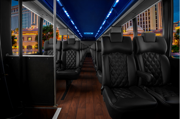 Charter Bus Nyc Mini Coach Bus Party Bus Sprinter